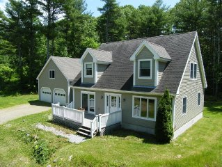 Damariscotta River Vacation Retreat Furnished  $ DISCOUNT PRICE JULY 7 WEEK