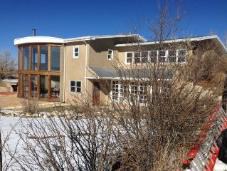Large, Luxurious Home Near Taos Ski Valley and Taos Square
