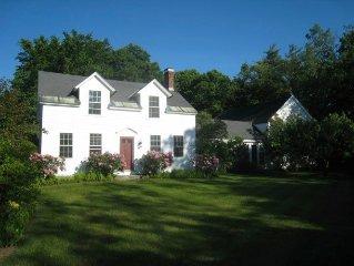 Charming 1830's Hancock Village House