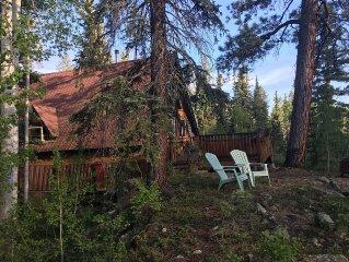 Charming Creekside Cabin- Romantic - Awesome Mtn/Waterfall Views - 2 mi to Ski