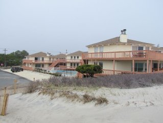 Ocean Block Condo Steps from the Beach!!