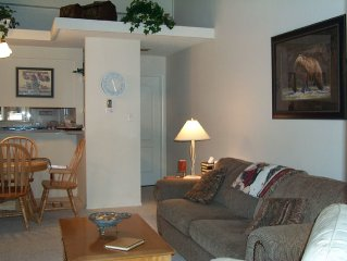 Affordable Luxury at N. Lake Tahoe Condo, Incline Village