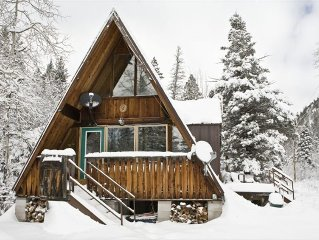 Taos Ski Valley Mountain Retreat