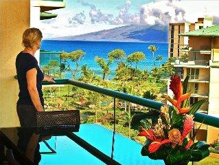 Stunning 7th Floor Ocean View 1BR/1BA