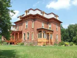 Historic Home in the Finger Lakes