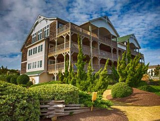 Victoria Place Penthouse  402 - 400 Feet to the Beach! OBX * Friday to Friday