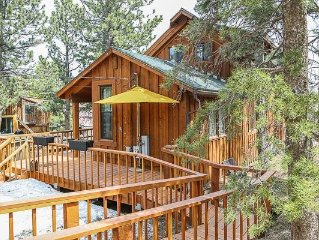 Gorgeous, Embracing Remodeled Cabin... Family and Pet Friendly