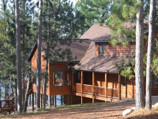 Whispering Pines Lodge:   A Private Get Away For Family & Friends!