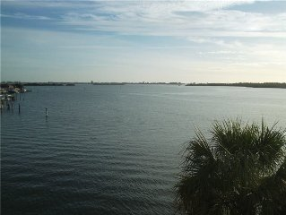 Boca Ciega Bay Waterfront Condo #213