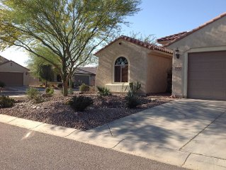 Desert Retreat- Corner Lot, Private Courtyard, In An Active 50+ Community