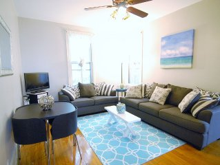 Cozy Downtown Cape May Condo (Dog Friendly) *Sleeps 6  *Only 3.5 Blocks to Beach