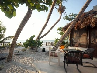 Los Cocos Holbox - Charming Cabana on the Beach