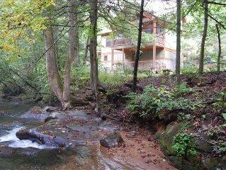The River House (Dahlonega)