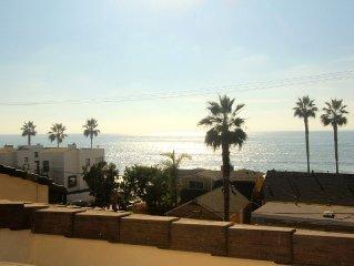 SURFRIDER PENTHOUSE - Studio - Amazing Ocean views , Windansea Beach, La Jolla