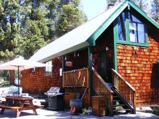 Best Lakefront Rental In Huntington- 2 Minutes To Ski Resort Sleeps 8