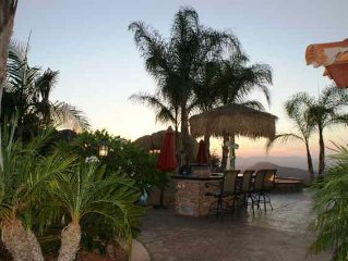 Fabulous 360 Degree Views with fantastic sunrise and sunsets!