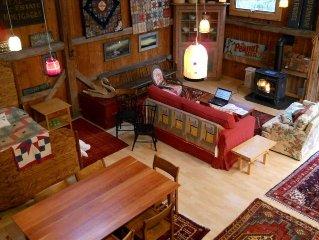 Restored Antique Barn-Studio