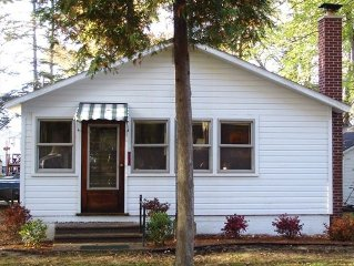 Affordable/Classic Tawas Lake Home, Pets OK, Completely Updated, Boat, Deck