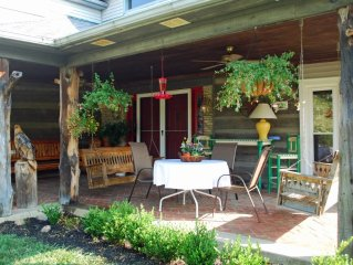 Get back to Nature. Close to Lexington, Relax & Revitalize