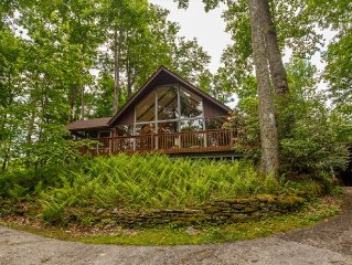 Spring Special Rate for 2017!!  Private Chalet, many trees in Summer months