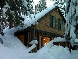 Mt. Hood Clarke Cabin Government Camp, Oregon