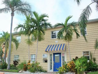 The Port Bow: Gulf-front suite at Nautical Landings w Bikes/Kayaks/Beach Pass!