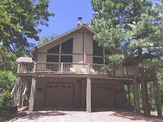 PineTime Cabin:  3bed/2bath House In Pine, AZ Sleeps 8