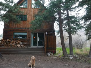 riverfront 3br 2ba +loft 7 miles from downtown crested butte. Very private.