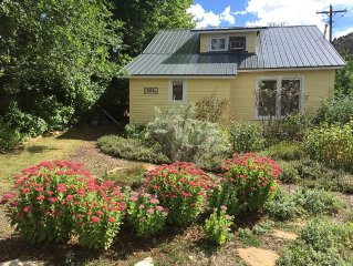 Urban Homestead ~ House on .2 Acre lot in Heart of Downtown Durango