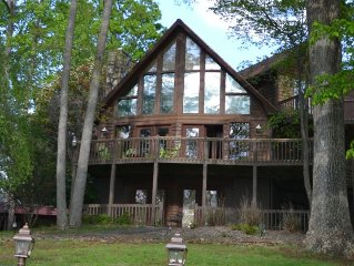Norris Lake, DEERFIELD RESORT: Great Lot! Sleeps 16