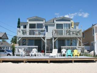 Modern Beachfront Condo