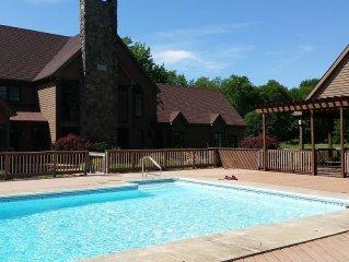 French Woods/  Camp Equinunk/ Riverfront Estate