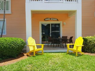 2/2 Condo Steps from the Turquoise Waters of Bimini/60' Slip for Additional Cost