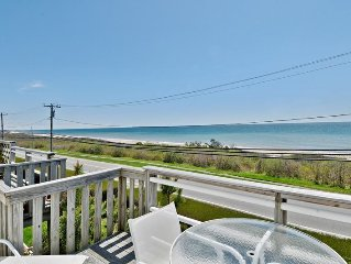 Newly Renovated Montauk Oceanfront Condo- steps to Beach, Fishing, Golf, & Town!