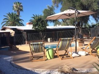 Great Family Home In Convenient Tucson Location