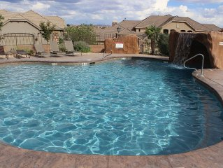 Brand new 4BR Home On Coral Canyon Golf Course. 7th night Free!
