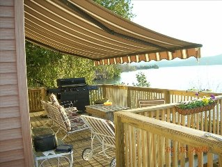 Lake Champlain Vacation Home - Summer Avalability: Dock, Decks & Private Beach