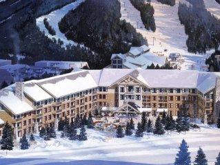 Holiday Sale!/Ski Discounts/Free Wifi/Steps 2 Super B Lift and restaurants