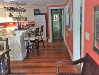 Hidden Gem In Pawleys Island Creekside - Less than mile from the beach!