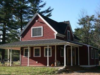 The Emerson House at Asgaard Farm & Dairy
