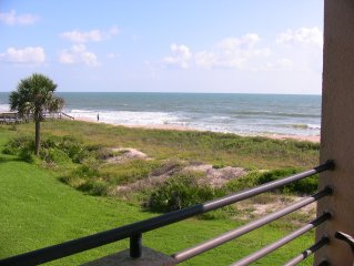 4,100 sq ft Ocean Front Condo in Exclusive Gated Sawgrass Beach Club