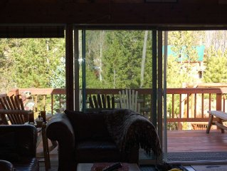Pet Friendly Escape In Grand Lake