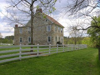 Historic House Featured on Amazing Vacation Homes