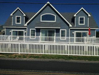 Beautiful Beach front Cape May home