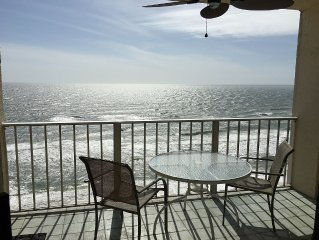 LAST MINUTE DEAL!ANY APRIL WEEK-$600 Total!5 star w/ WOW View!Free Beach Chairs!