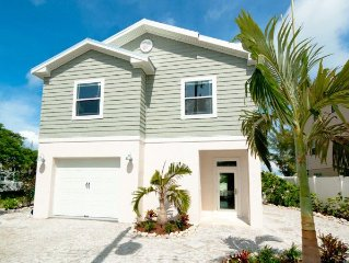 Newly Built! Spectacular Location Desirable North End w/Water Views Heated Pool!
