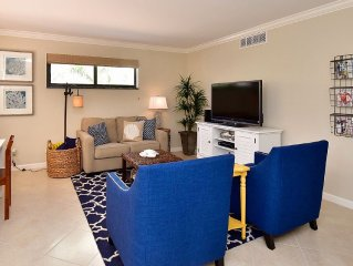 Seaside Apartment Just Steps To Beautiful Juno Beach