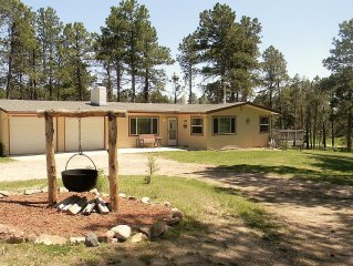 Cozy Forest Retreat just minutes from Air Force Academy & Colorado Springs