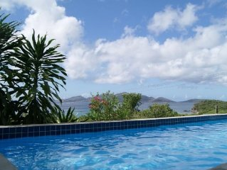 smugglers cove beach villa, 3 bedrooms 2 bathrooms that sleeps 6
