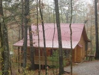 Cozy cabin, 5 miles N of Helen , as low as $119 for selected dates., aluguéis de temporada em Sautee Nacoochee